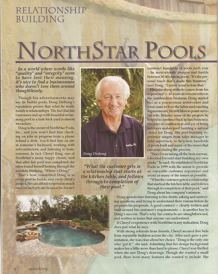 Northstar Pools